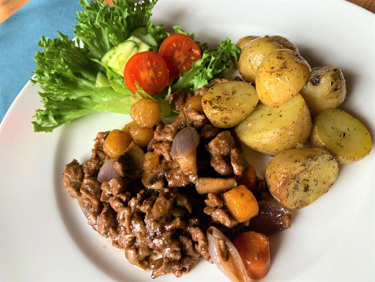 ресторанная еда в Норвегии, тур от Uniktur