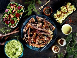 Рождественские деликатесы Норвегии Uniktur