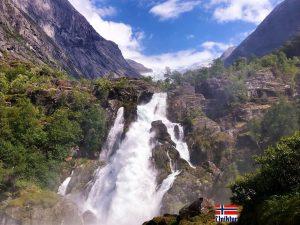 водопад Норвегии, тур Uniktur