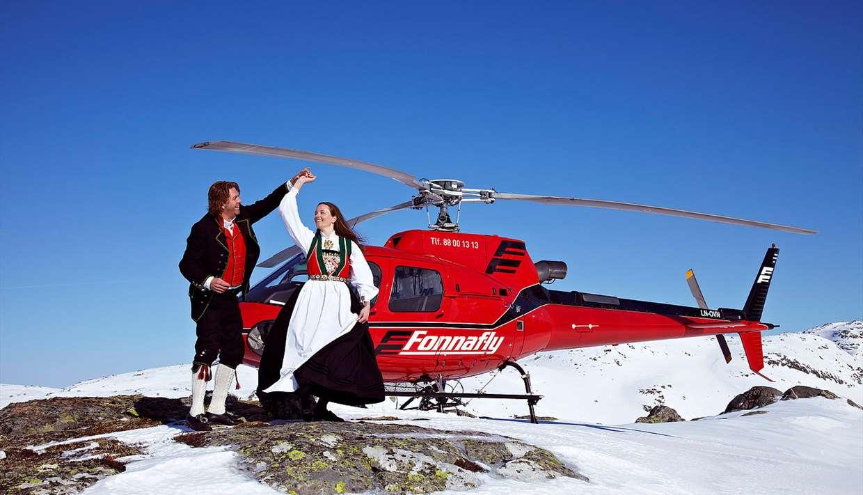 norsk helikopter