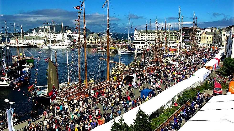 Ål båtfest