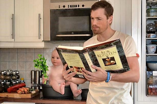 pappa koker