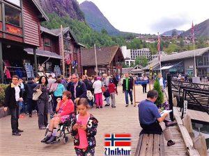 порт Гейрангер, Норвегия, Uniktur