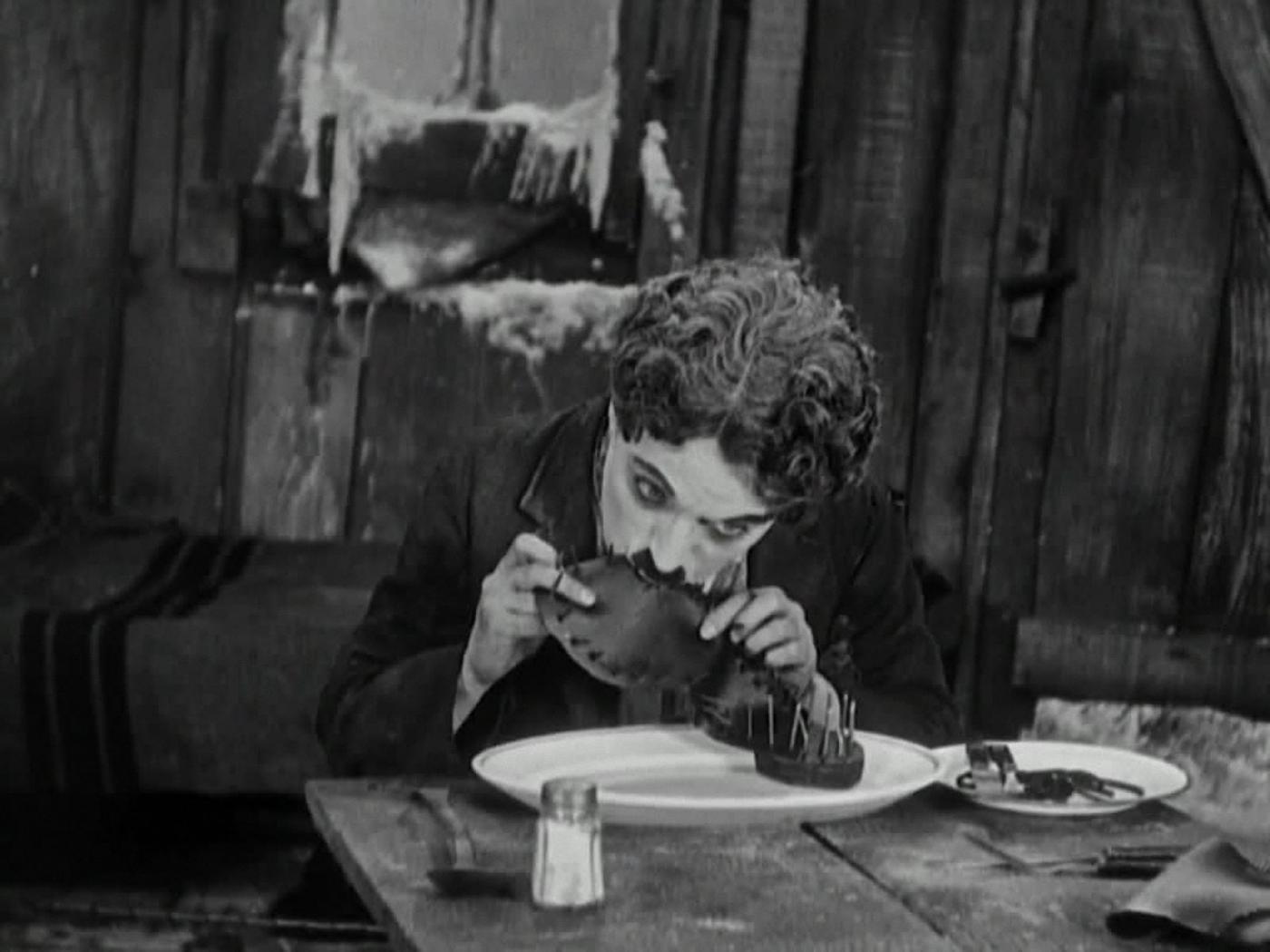 Чаплин подошва