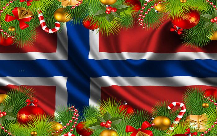 Новый год в Норвегии/Uniktur