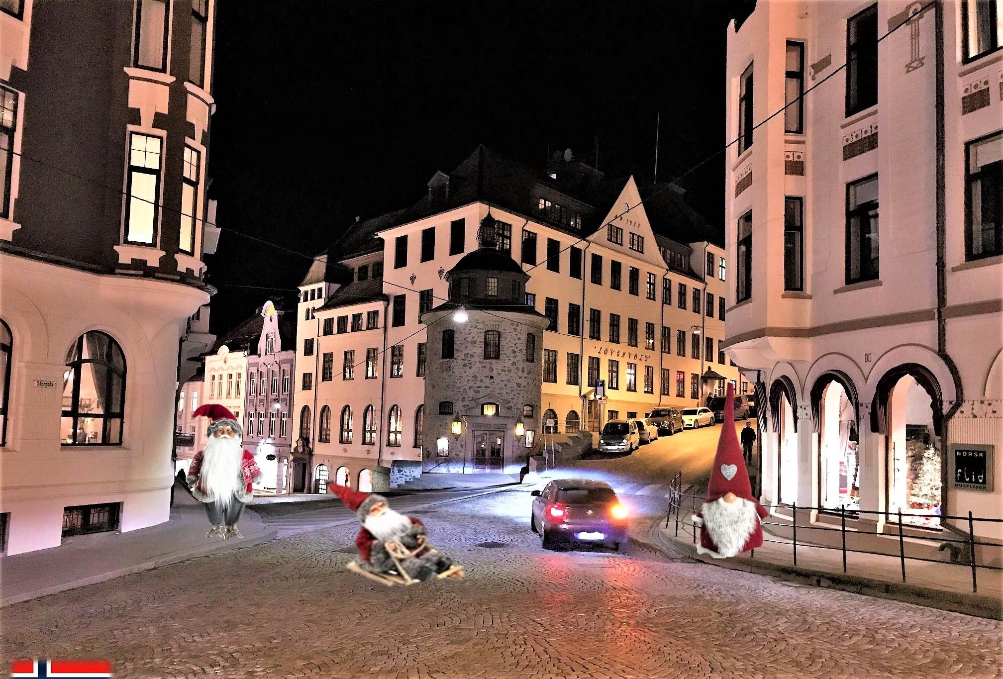 Рождество в Норвегии от Uniktur