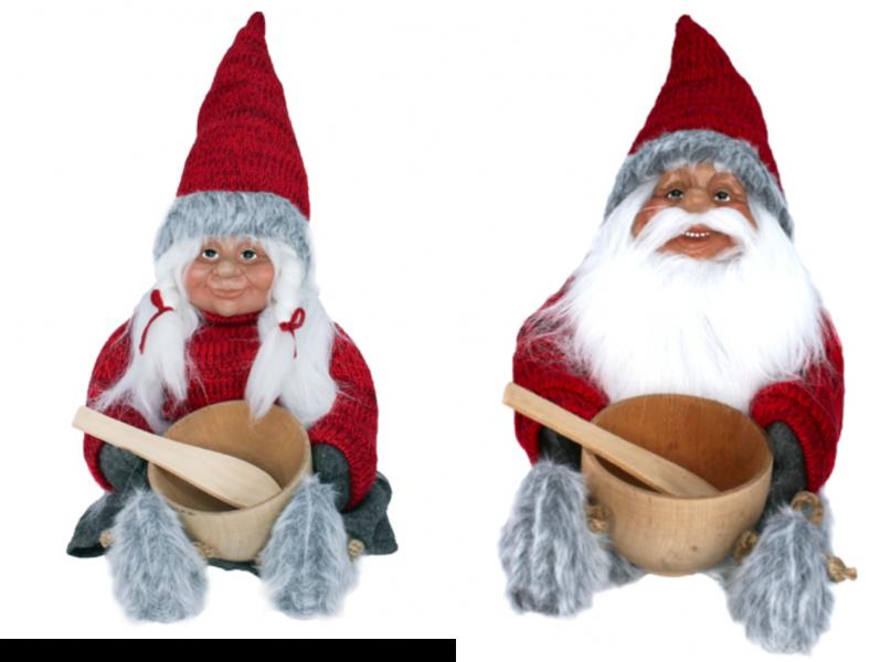 kone og julenissen Uniktur