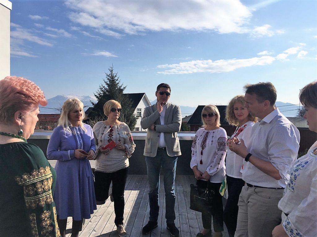 тур в школы Норвегии от Uniktur
