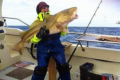 женская рыбалка