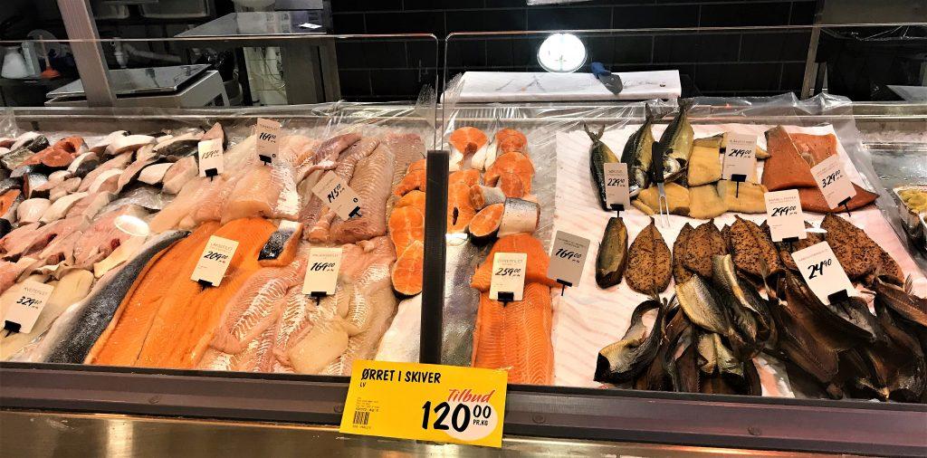 цена рыбы в Норвегии от Uniktur