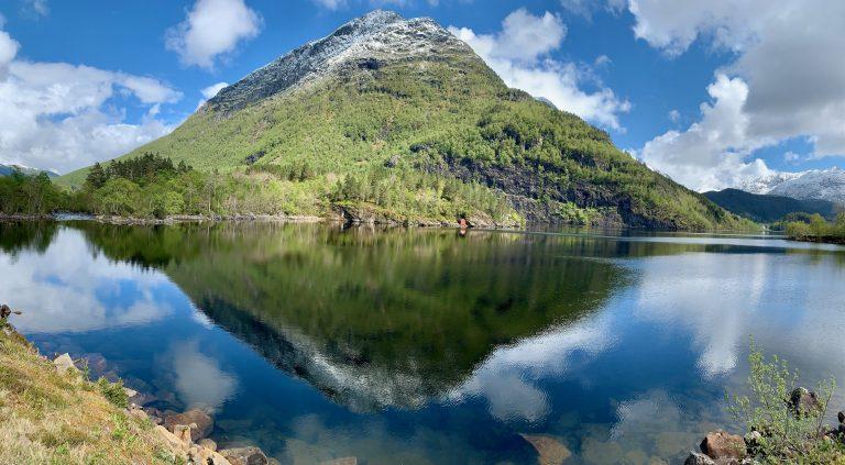 красивая Норвегия с Uniktur