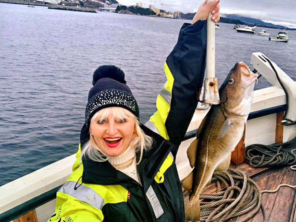 рыбалка во фьордах с Uniktur
