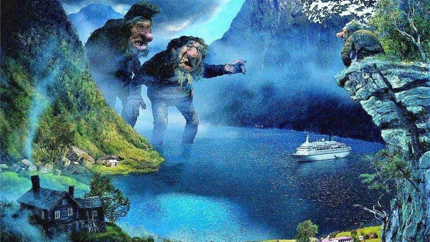 Uniktur - мистический тур в Страну Троллей
