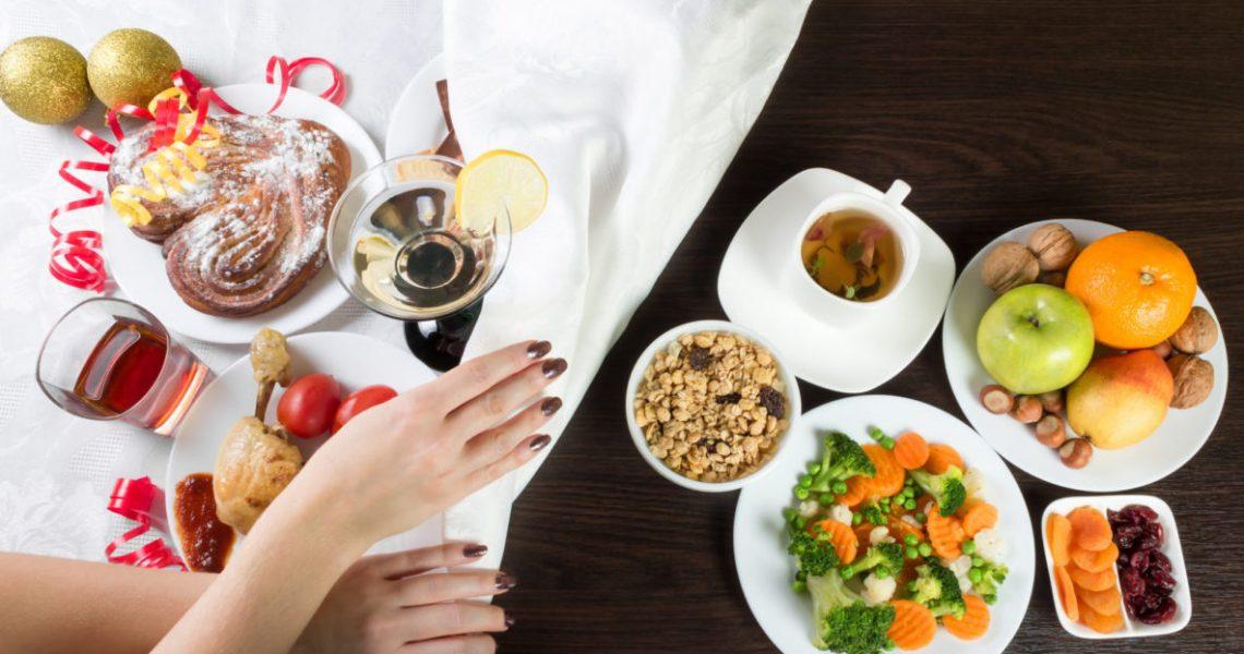 здоровое питание вместо сладостей в блоге Uniktur