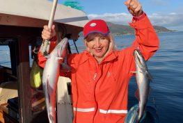 рыбалка в Норвегии с Uniktur