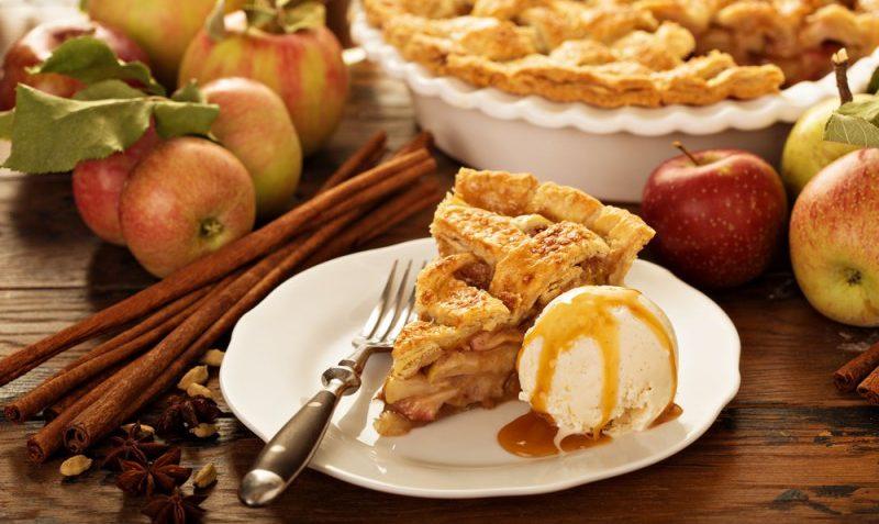 это лучший рецепт яблочного пирога от Uniktur