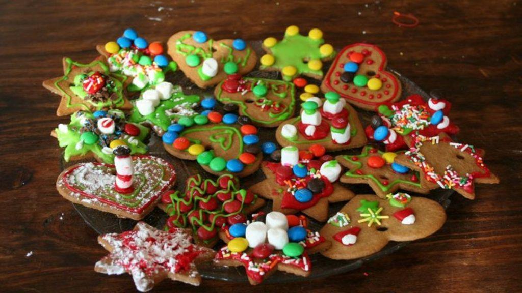 пряники рождественские рецепт Uniktur