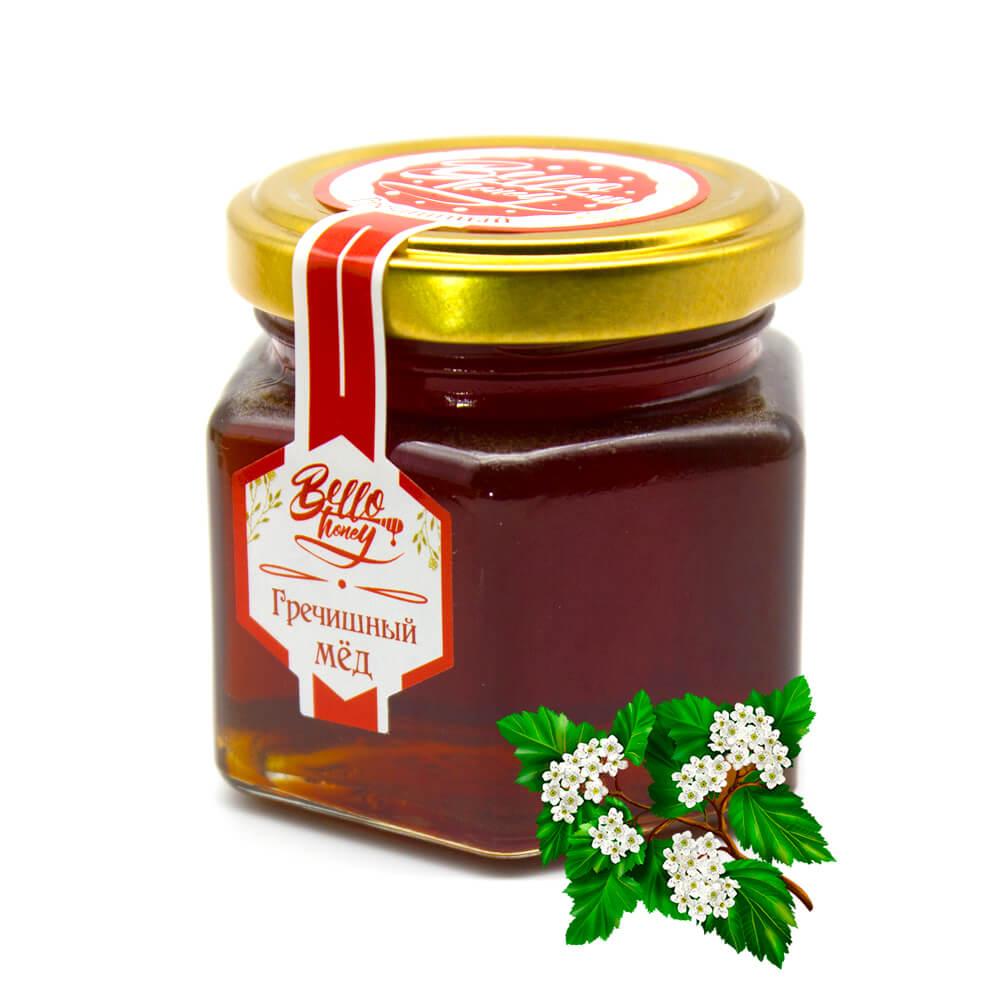 гречишный мед от Uniktur