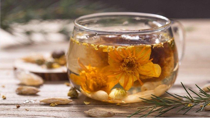 жасминовый чай в блоге Uniktur