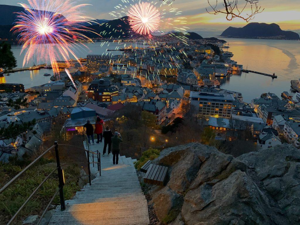 Почему открыли Норвегию в блоге Uniktur